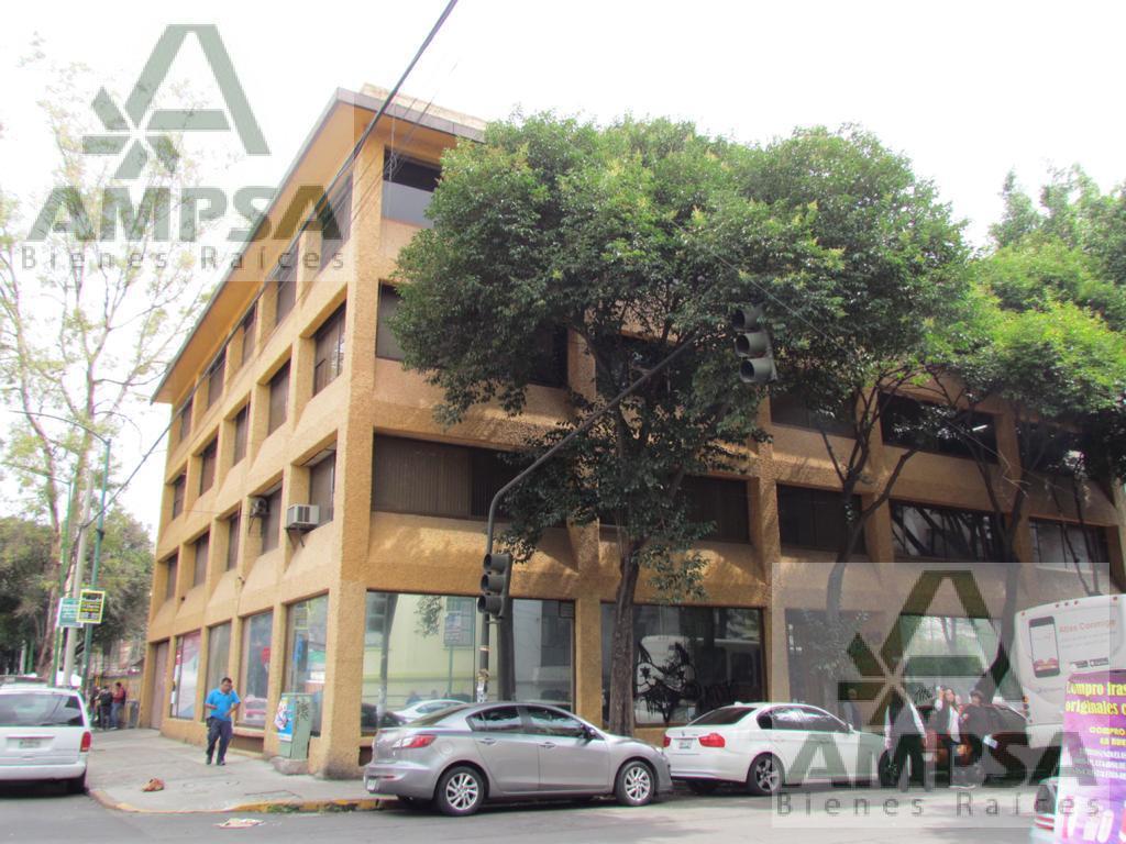 Foto Oficina en Renta en  San Rafael,  Cuauhtémoc  Oficinas en Renta Tomas Alba Edisson
