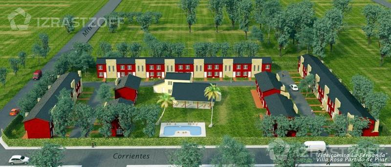 Departamento-Venta-Pilar-Town houses La Fernanda