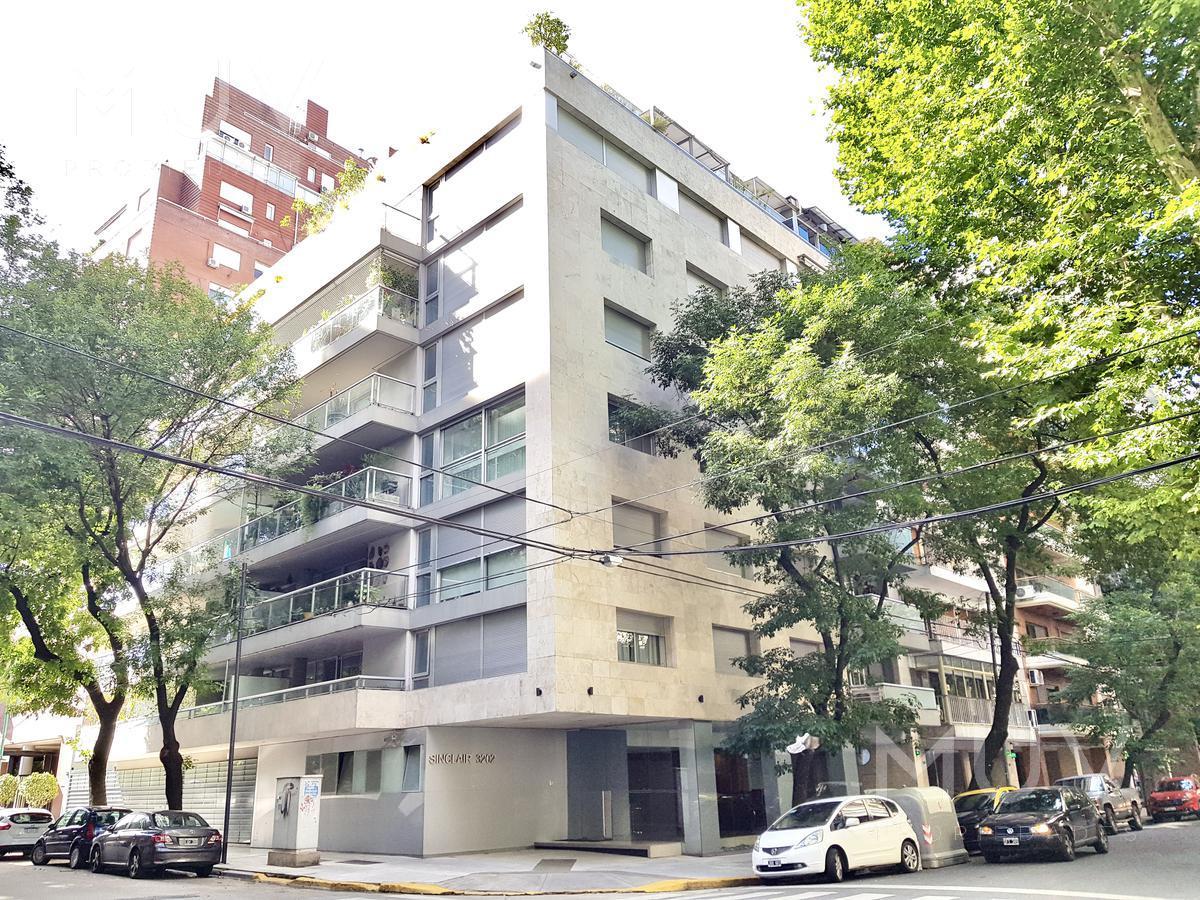 Foto Departamento en Alquiler en  Palermo ,  Capital Federal  Sinclair al 3200