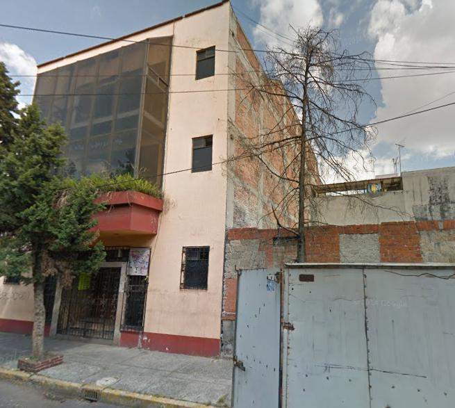 Foto Edificio Comercial en Venta en  Vallejo,  Gustavo A. Madero  VALLEJO GUSTAVO. A. MADERO EDIFICIO CON SUELO MIXTO EN VENTA