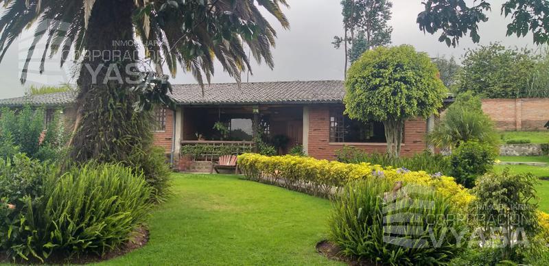 Foto Quinta en Venta en  Tumbaco,  Quito  Tumbaco - Churoloma, quinta de venta al 2300