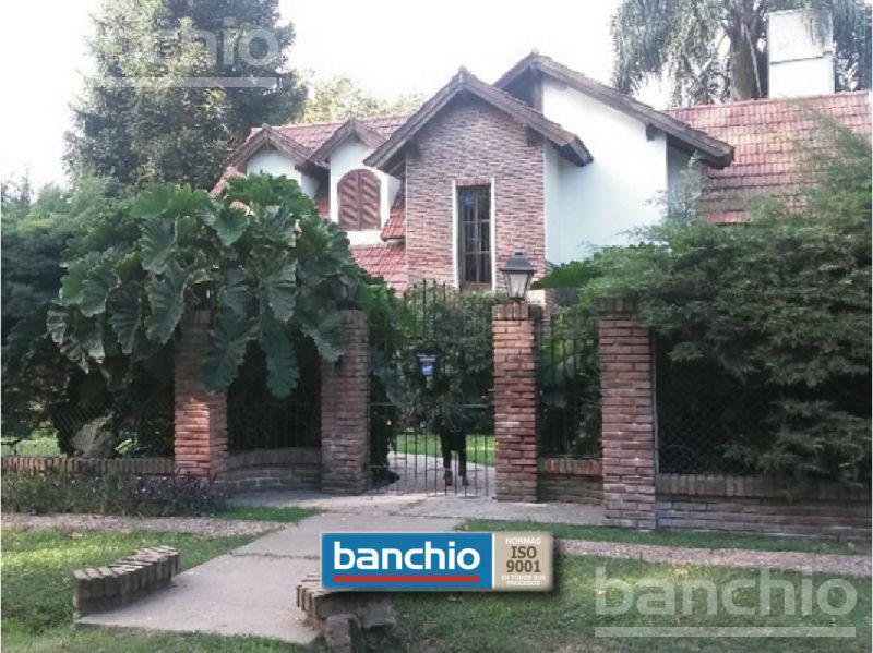 Avenida del Rosario al 900, Funes, Santa Fe. Venta de Casas - Banchio Propiedades. Inmobiliaria en Rosario