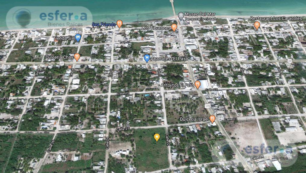 Foto Terreno en Venta en  Telchac Puerto ,  Yucatán  Terreno en venta en Playa Telchac Puerto, Todos los servicios ¡!