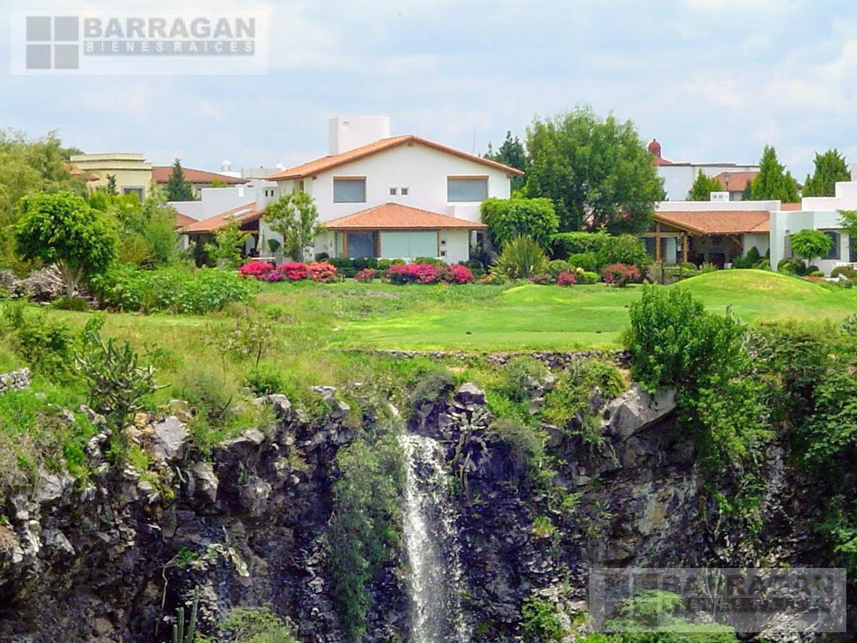 Foto Casa en Venta en  Fraccionamiento El Campanario,  Querétaro  Casa en venta con vista espectacular a Campo de Golf, El Campanario, Querétaro