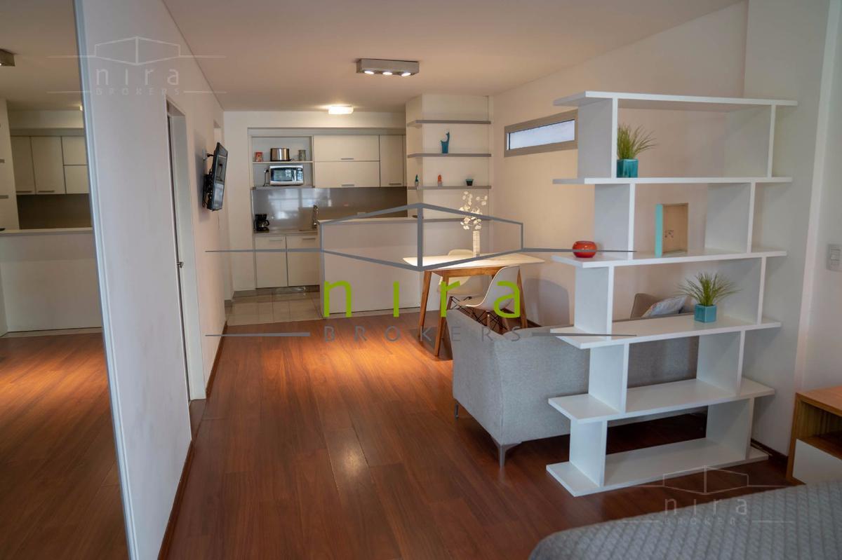 Foto Departamento en Alquiler temporario en  Las Cañitas,  Palermo  Av.Luis Maria Campos al 300