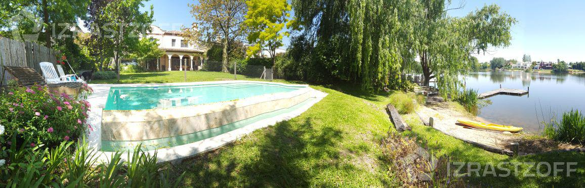 Casa--Santa Maria De Tigre-Casa soñada al agua Enero 2018