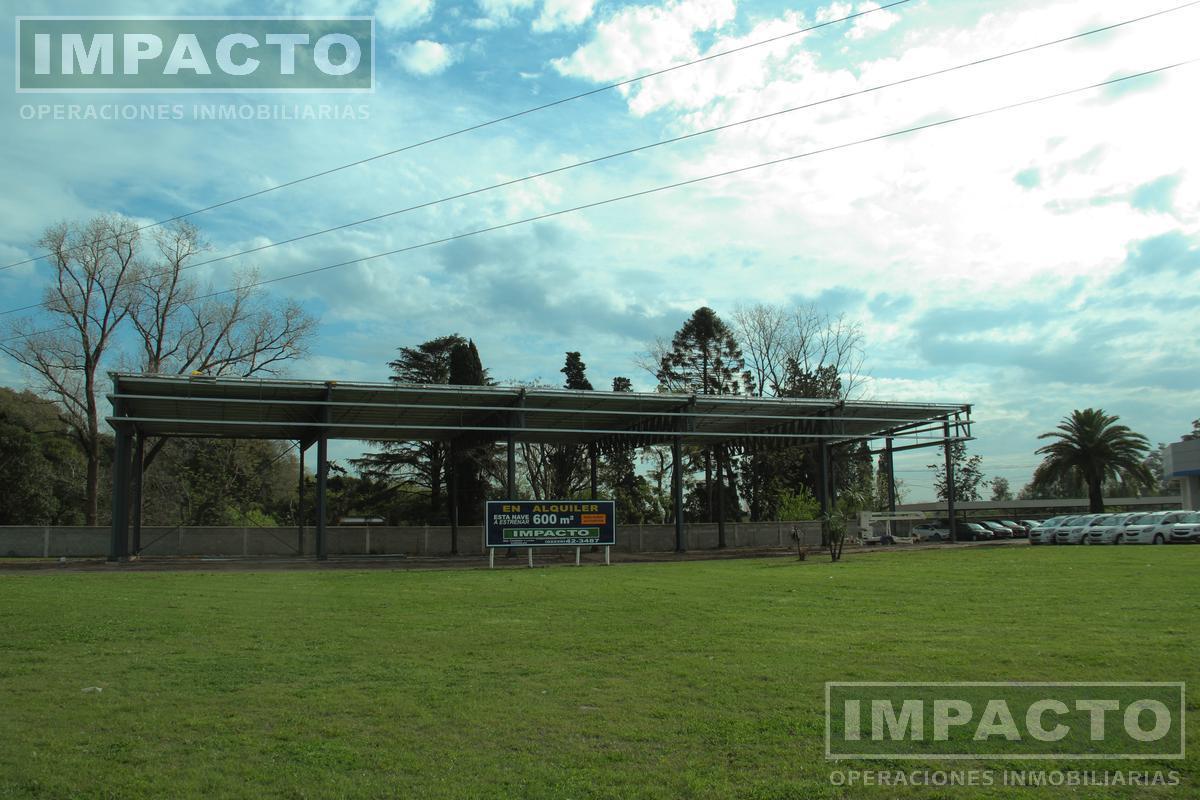 Foto Nave Industrial en Alquiler en  Cañuelas ,  G.B.A. Zona Sur  Autovía 3 a metros de AU Ezeiza - Cañuelas - CABA