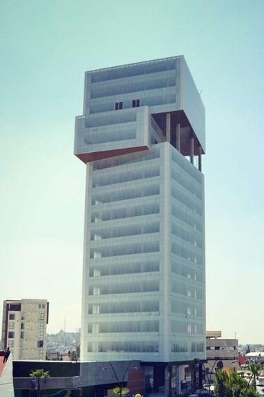 Foto Oficina en Renta en  Santa Cruz Buenavista,  Puebla  Oficina en Renta - Torre Alfa