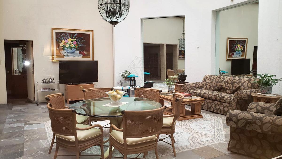 Foto Casa en Venta en  Lomas de Chapultepec,  Miguel Hidalgo  Parque Via Reforma casa sola en venta, excelente para embajadas (VW)