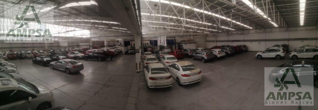 Foto Bodega Industrial en Renta en  Centro Industrial Tlalnepantla,  Tlalnepantla de Baz  Av. Gustavo Baz Prada al 3300