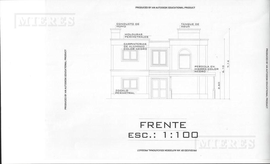 Casa de 213 mts. en Ayres Plaza