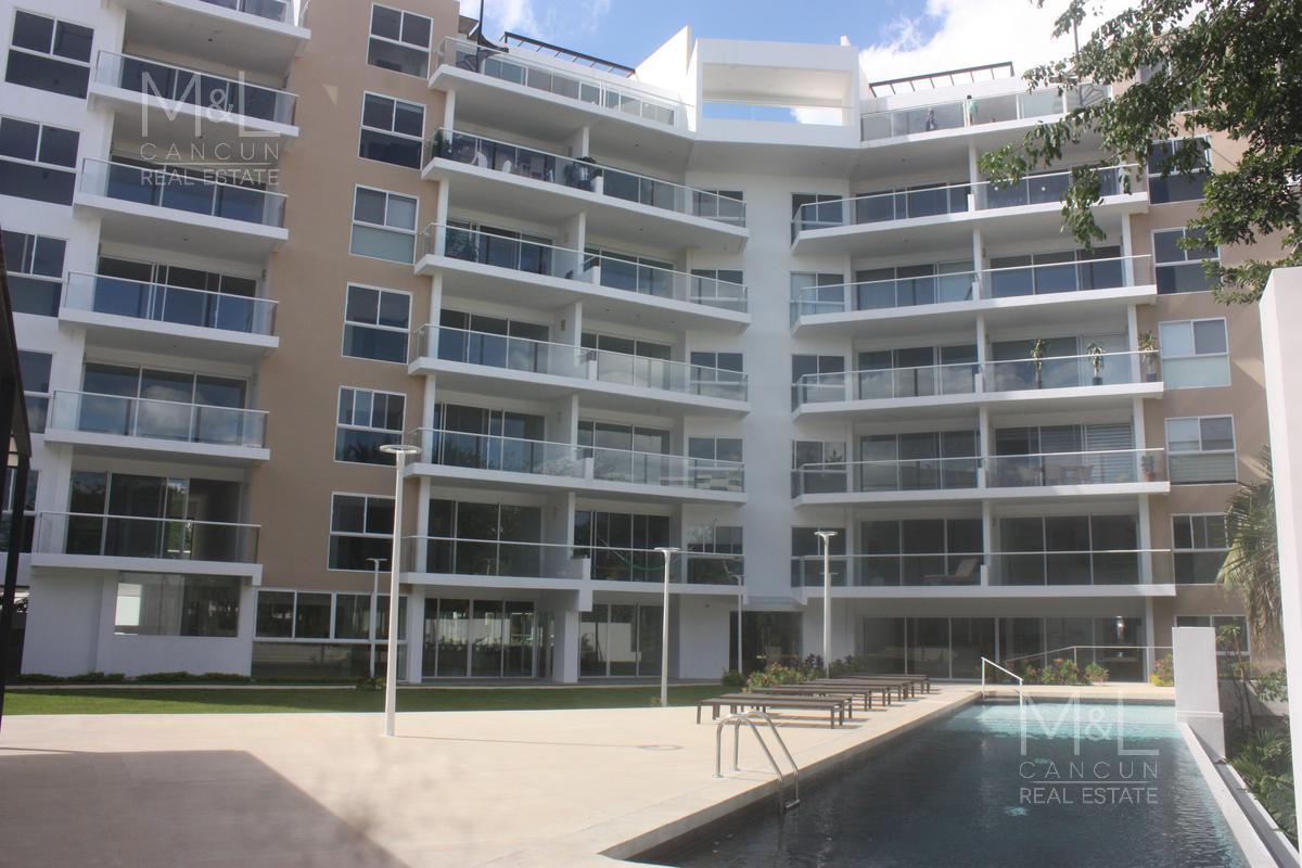 Foto Departamento en Venta en  Residencial Palmaris,  Cancún  Departamento  en Venta en Cancún, PALMETTO 20, Penthouse de 3 recámaras, para estrenar, PALMARIS