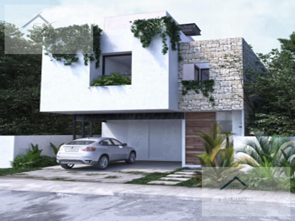 Foto Casa en Venta |  en  Mérida ,  Yucatán  Paseo Country  Casa en Venta - 3 Recamaras - Lote 98