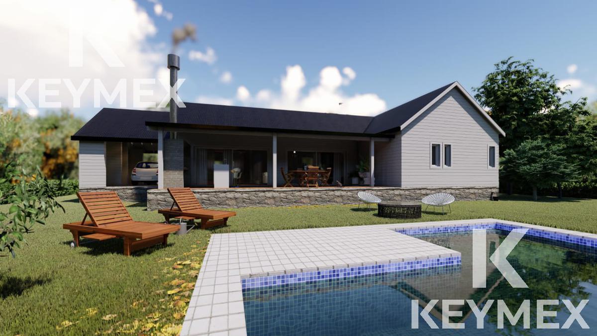 Foto Casa en Venta en  Samborombon,  Coronel Brandsen  El Mirador, Brandsen, CASA EN VENTA FINANCIADA!!!