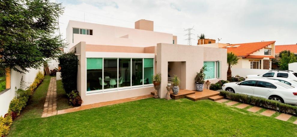 Foto Casa en condominio en Venta en  Fraccionamiento La Asunción,  Metepec  SANTA ANA
