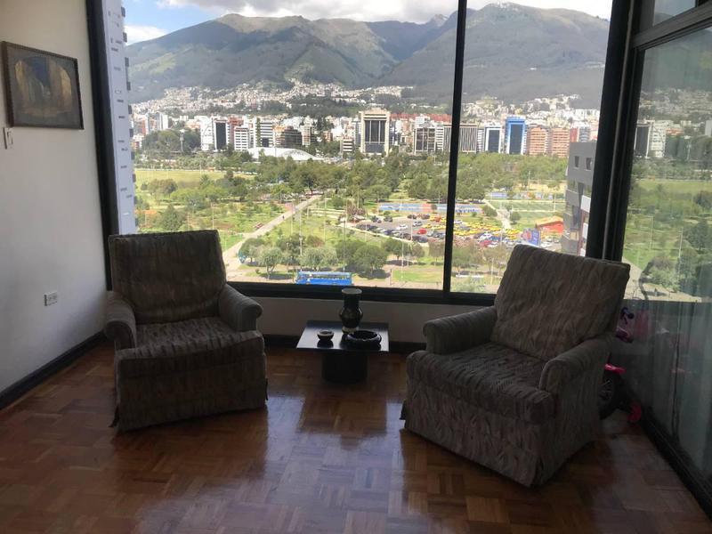Foto Departamento en Venta en  La Carolina,  Quito  portugal