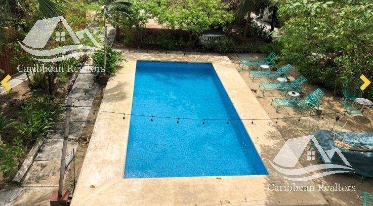 Foto Hotel en Venta en  Playa del Carmen ,  Quintana Roo  Hostal en Venta en Playa del Carmen
