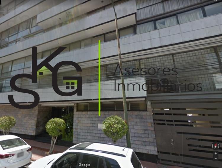 Foto Departamento en Renta en  Polanco,  Miguel Hidalgo  SKG Asesores Inmobiliarios Rentan o  Venden Departamento de Homero