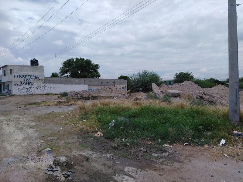 Foto Terreno en Venta en  Ejido Albia,  Torreón  : Terreno con suelo Comercial. ALBIA