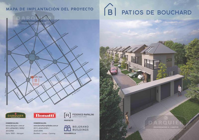 Foto Casa en Venta en  Adrogue,  Almirante Brown  BOUCHARD 1540 (DUPLEX)