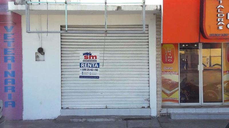 Foto Local en Renta en  Marco Antonio Muñoz,  Boca del Río  LOCAL EN RENTA CALZ. LÁZARO CÁRDENAS
