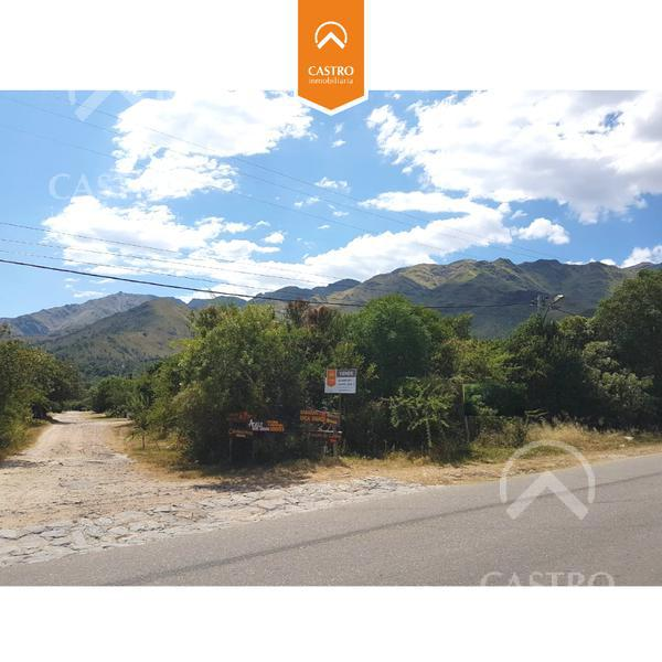 Foto Terreno en Venta en  Merlo,  Junin  Sobre ruta 5 esq H. Irigoyen