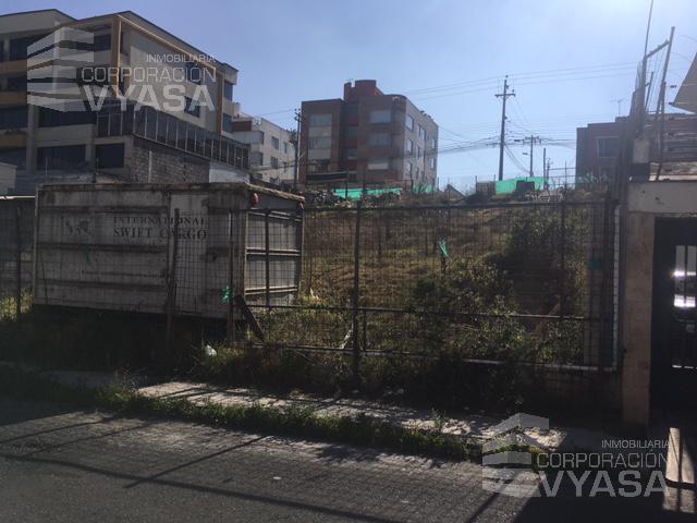Foto Terreno en Venta en  Norte de Quito,  Quito  Ponciano Alto - Excelente terreno de 987,00 m2 - para Constructores