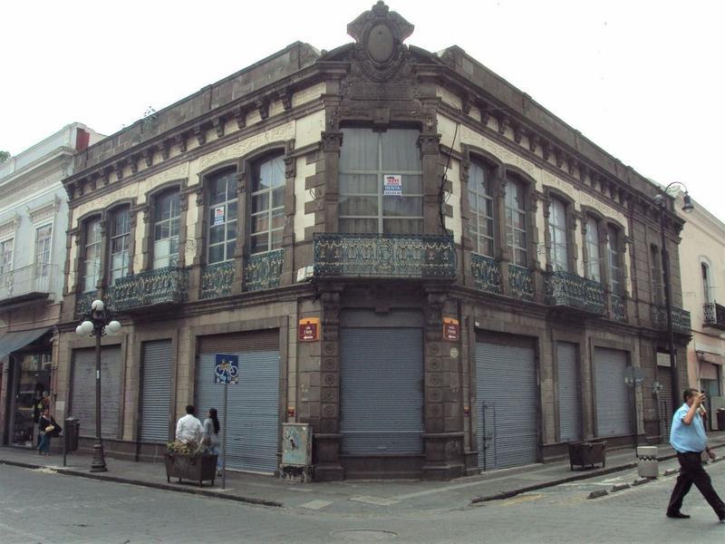 Foto Local en Renta en  Centro,  Puebla  Edificio en Renta Centro Historico Puebla