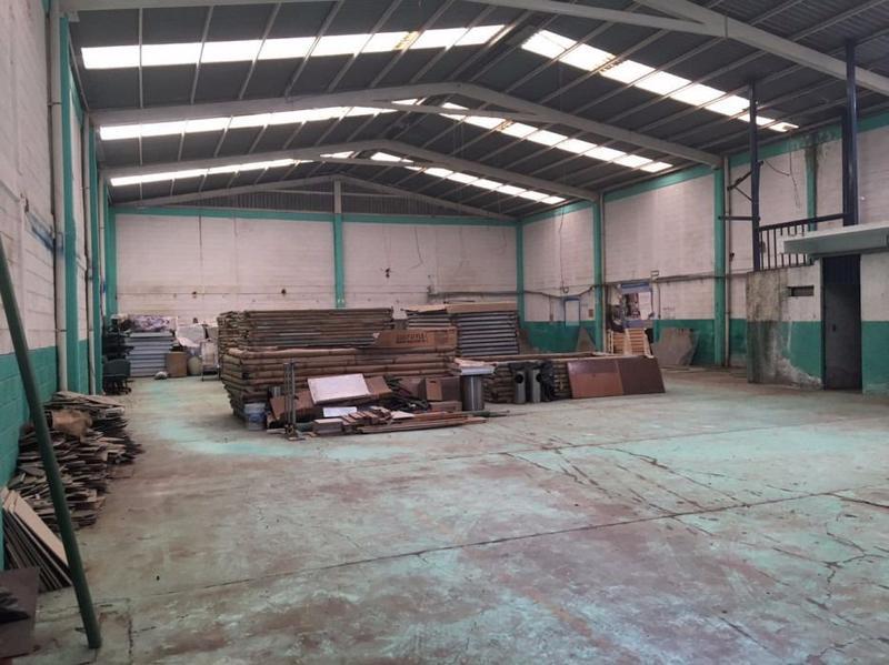 Foto Bodega Industrial en Renta en  San Mateo Cuautepec,  Tultitlán  XONACATLAN - TULTITLAN