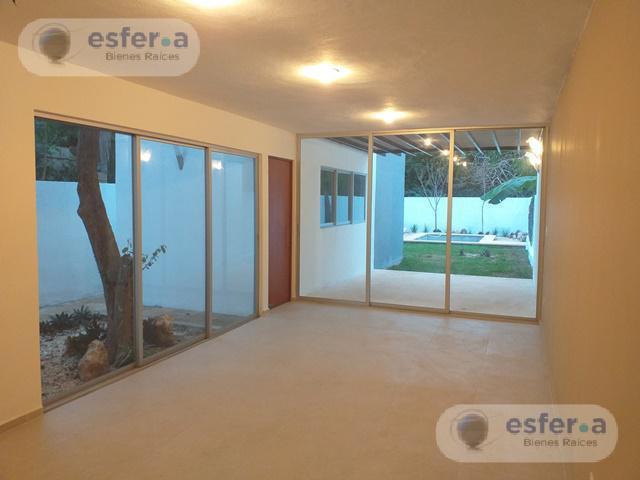 Foto Casa en Venta en  San Pedro Cholul,  Mérida  CASA NUEVA EN VENTA CON PISCINA,  ZONA NORTE
