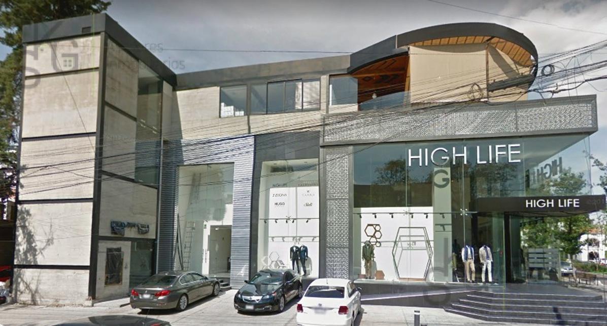 Foto Local en Renta en  Polanco,  Miguel Hidalgo  SKG Asesores Inmobiliarios renta local en  Presidente Masaryk , Polanco