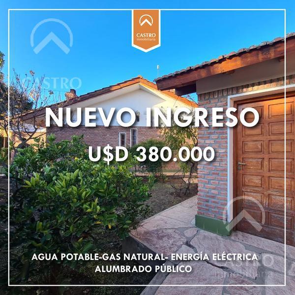 Foto Casa en Venta en  Merlo,  Junin  Av del sol  al 1300