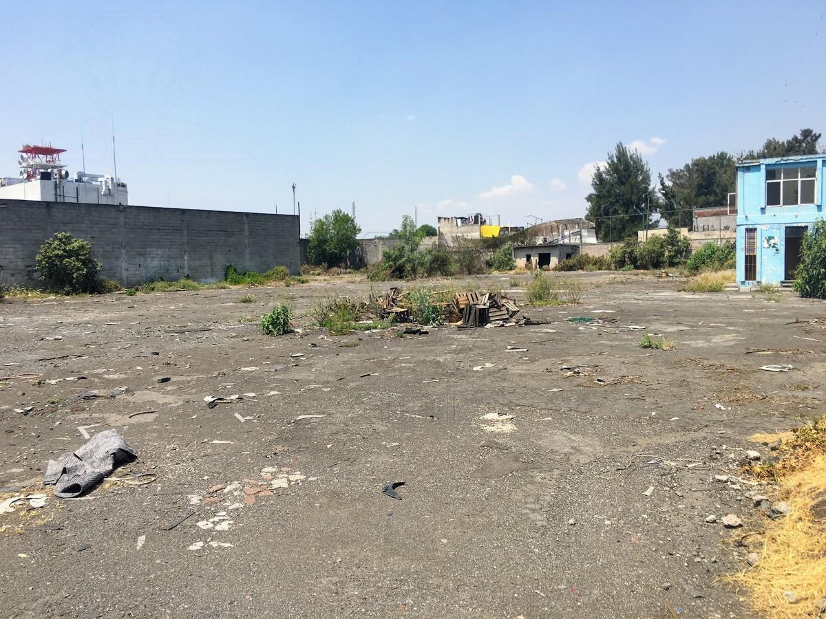 Foto Terreno en Renta en  Industrial Vallejo,  Azcapotzalco  Industrial Vallejo, Terreno a la renta en Poniente 128 (GR)