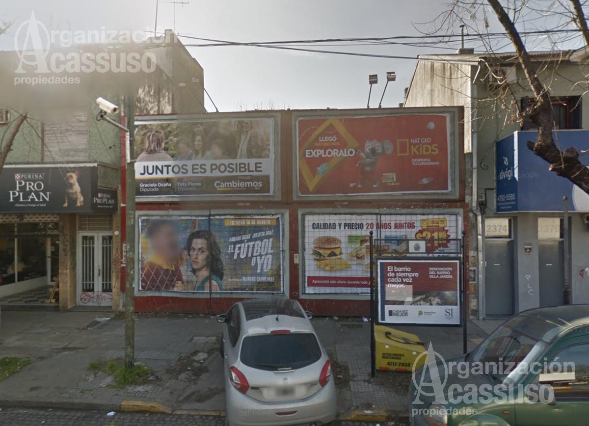 Foto Terreno en Venta en  Martinez,  San Isidro  LOTE en Venta - Avda. Santa Fé al 2300 Martínez