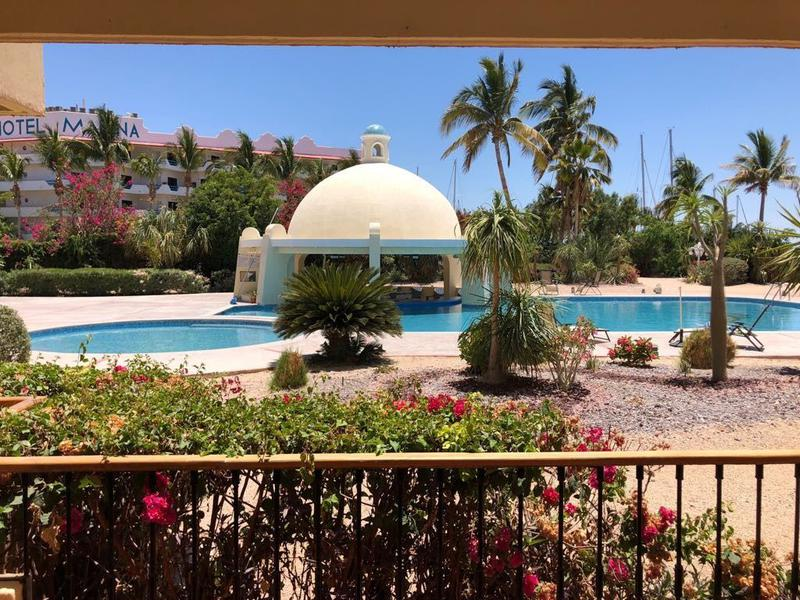 Foto Casa en condominio en Renta en  Lomas de Palmira,  La Paz  CONDOMINIO PUEBLO PALMIRA