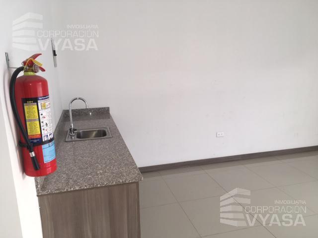 Foto Oficina en Venta en  La Carolina,  Quito  CAROLINA - AV. DE LOS SHYRIS OFICINA EN VENTA DE 55,00 M2
