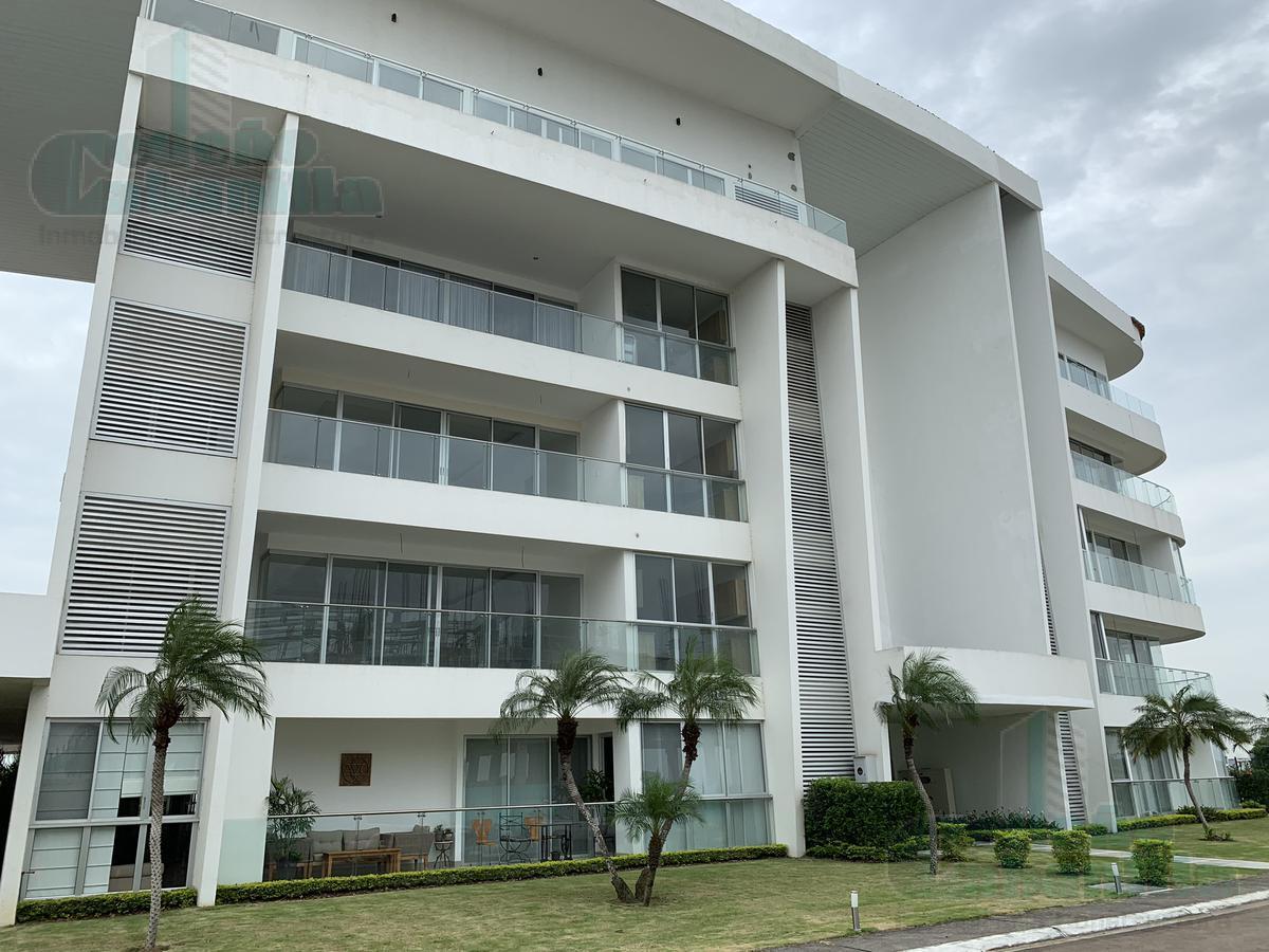 Foto Departamento en Venta en  Samborondón,  Guayaquil  VENTA DE AMPLIO DEPARTAMENTO ISLA MOCOLI URB DUBAI
