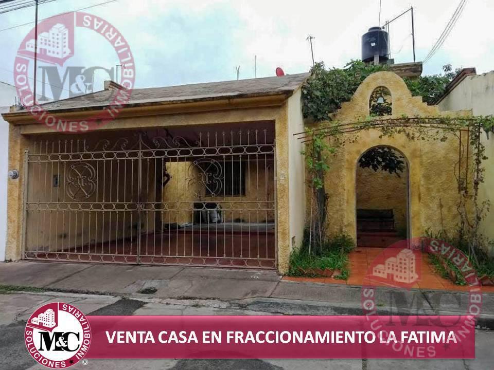 Foto Casa en Venta en  FAtima,  Aguascalientes  MC VENTA CASA EN FRACCIONAMIENTO FATIMA AGS