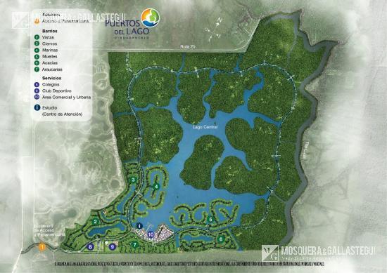 PUERTOS DEL LAGO - Countries/B.Cerrado (Escobar) | Puertos del Lago | Marinas