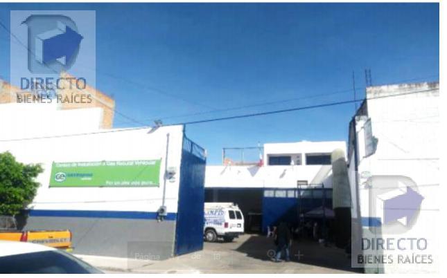 Foto Bodega Industrial en Venta en  Fraccionamiento Las Hadas,  Aguascalientes  CALLE INDUSTRIA