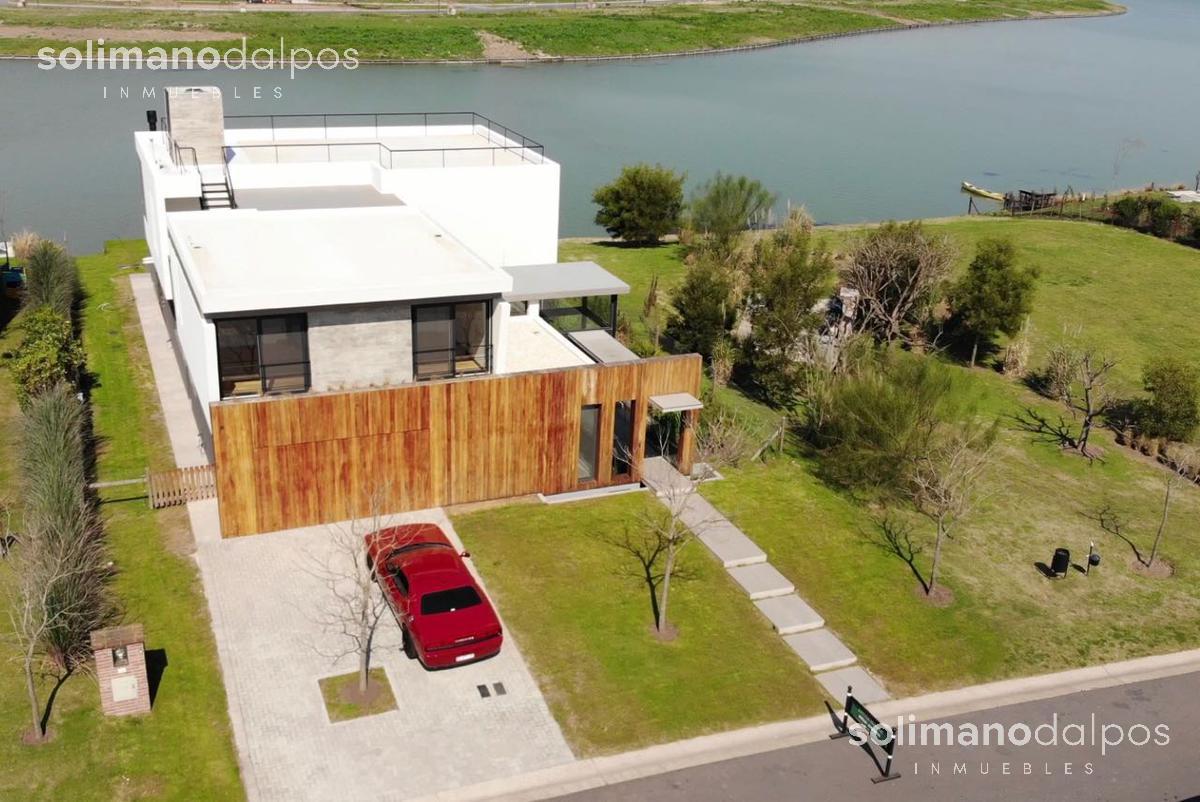 Foto Casa en Venta | Alquiler en  El Golf,  Nordelta  Lagos del Golf al 100