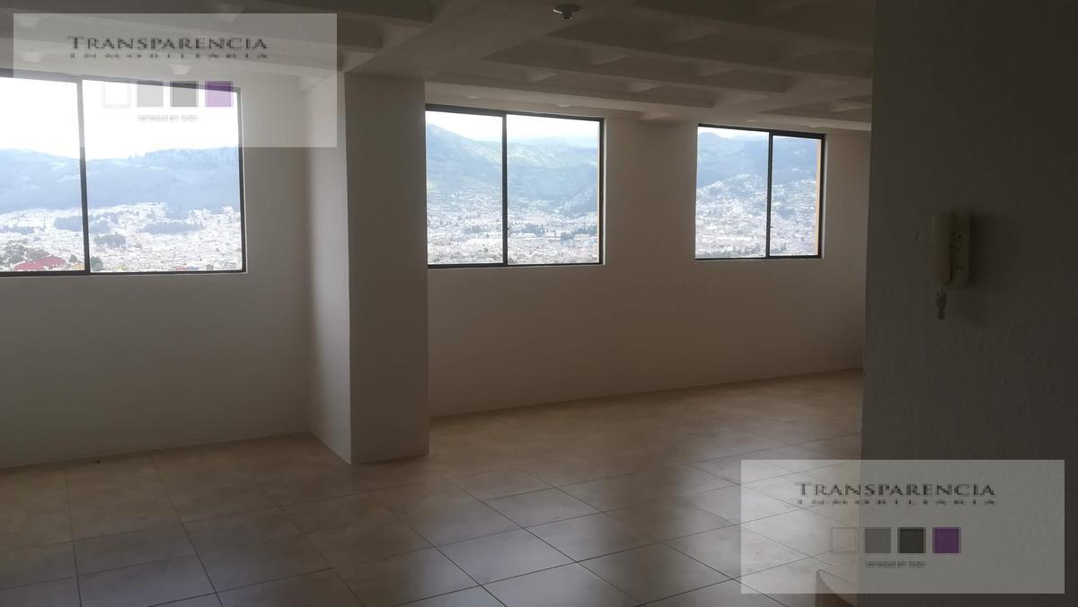 Foto Departamento en Venta en  Sur de Quito,  Quito  Departamento Duplex de Venta El Recreo