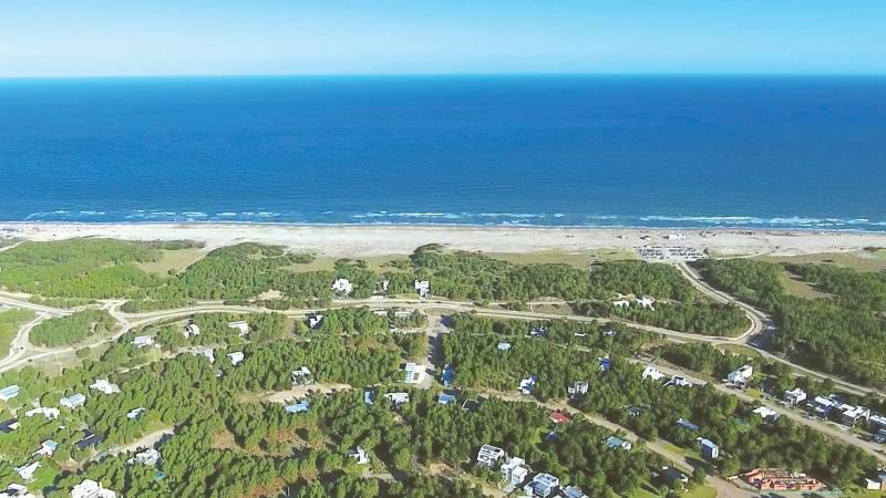 Foto Terreno en Venta en  Costa Esmeralda,  Punta Medanos          Golf 187