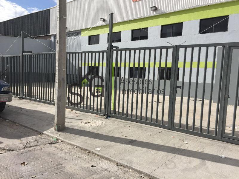 Foto Bodega Industrial en Renta en  Cuautitlán,  Cuautitlán Izcalli  SKG Asesores Inmobiliarios Renta bodega de 4,700 en Industrial Xhala Cuautitlan Izcalli