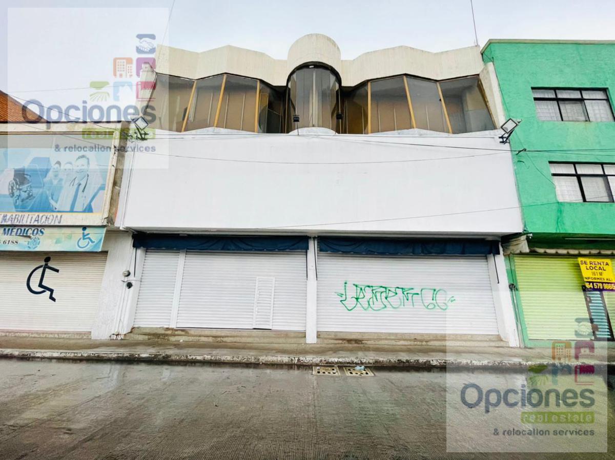 Foto Edificio Comercial en Venta en  Salamanca ,  Guanajuato  Av. de Trabajo, Zona Centro