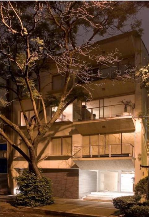 Foto Departamento en Renta en  Polanco,  Miguel Hidalgo  Polanco departamento PH tipo loft con TERRAZA,  a la renta en Suderman (LD)