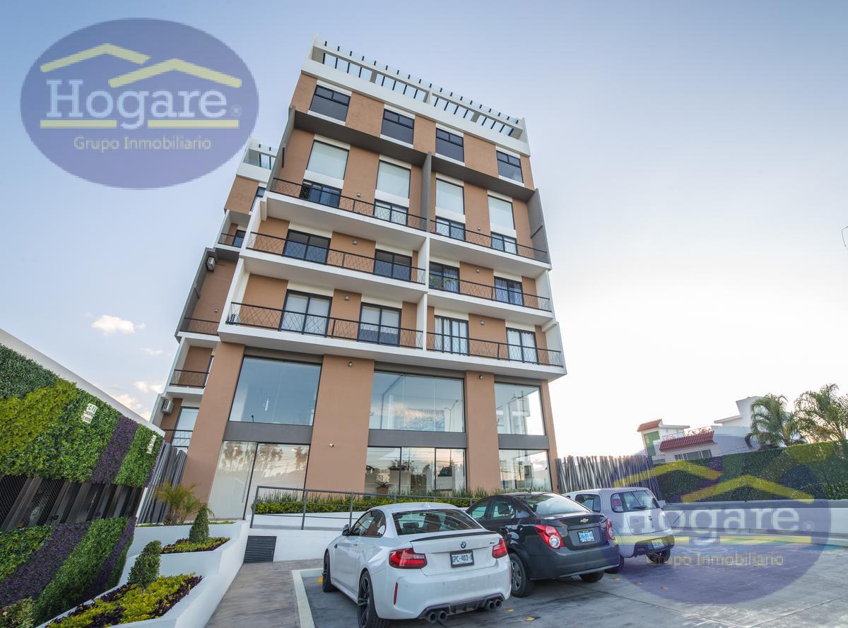 Renta Departamento Nuevo, excelente precio, Zona Norte TORRE GLENN en León Gto.