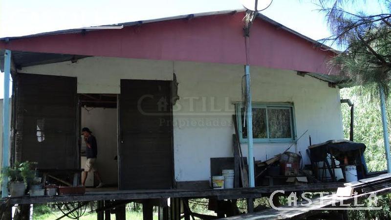 Foto Casa en Venta en  Zona Delta Tigre,  Tigre  ARROYO TRES SARGENTOS entre  y