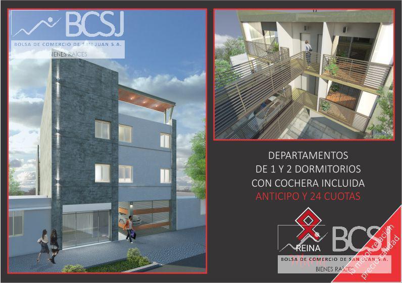 Foto Departamento en Venta en  Trinidad,  Capital  Complejo de Departamentos Reina Maria - Fray M. Esquiu