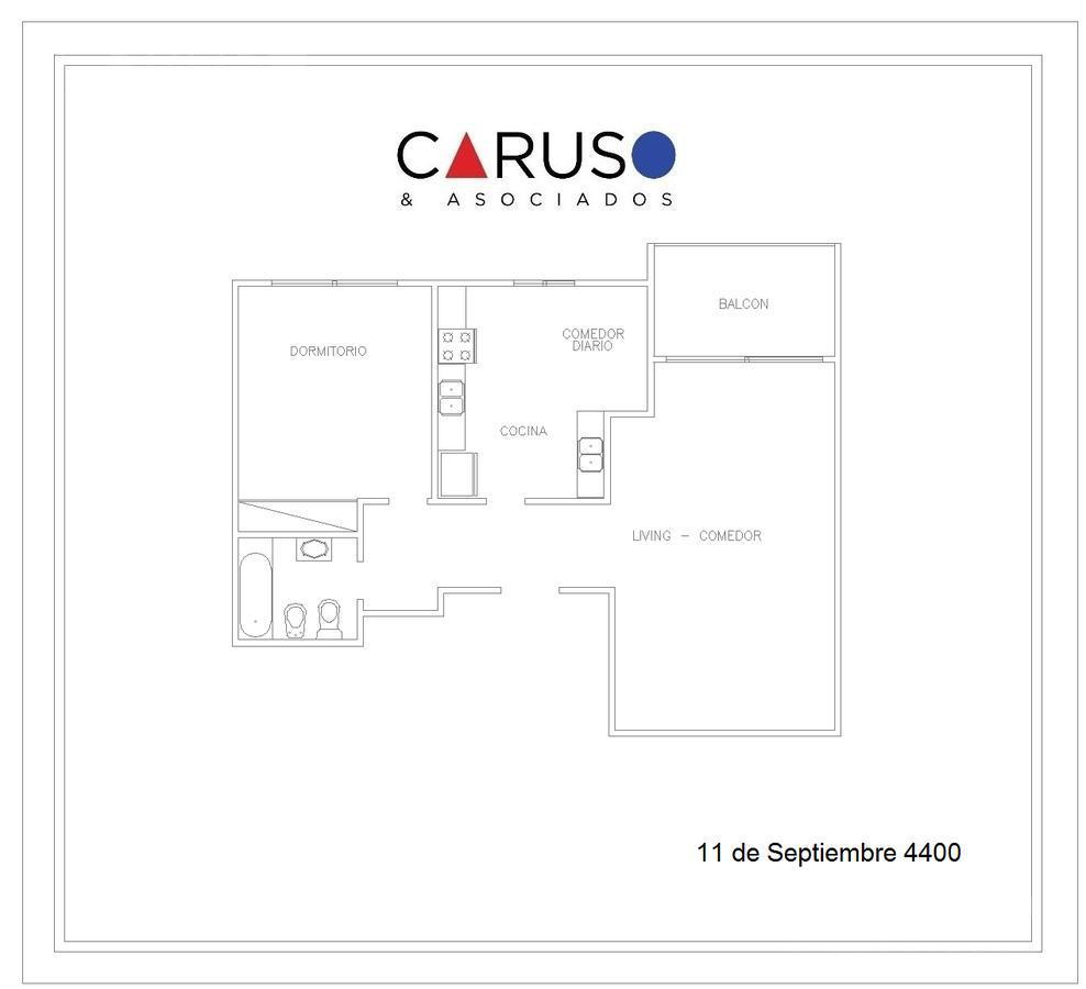 Foto Departamento en Venta en  L.De Nuñez,  Nuñez  11 de Septiembre al 4400